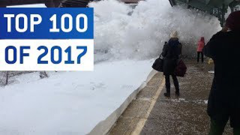 Top 100 Viral Videos of the Year 2017