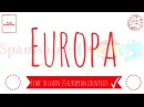 European countries in Spanish! | Países Europeos en Español