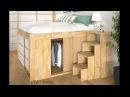 Muebles Inteligentes Para El Ahorro Del Espacio