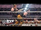 WBSOFG Braun Strowman Vs Kane Table Match WWE Live Event Abu Dhabi UAE 2017
