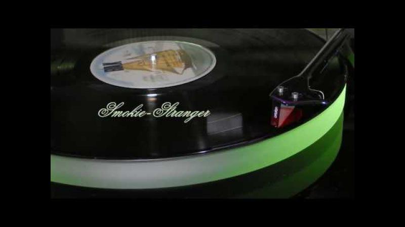 Smokie Stranger vinyl Pro Ject Carbon Ortofon 2M Red