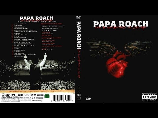 Papa Roach - Live Murderous in Chicago (2005) [DVD] (HD)
