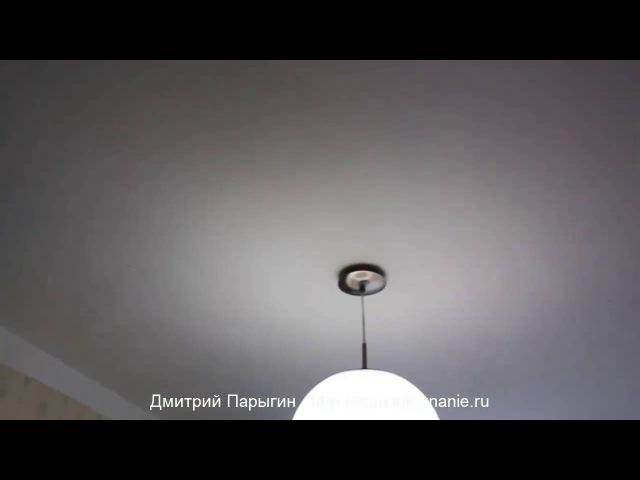 Как отделать потолки в квартире, доме - наш опыт