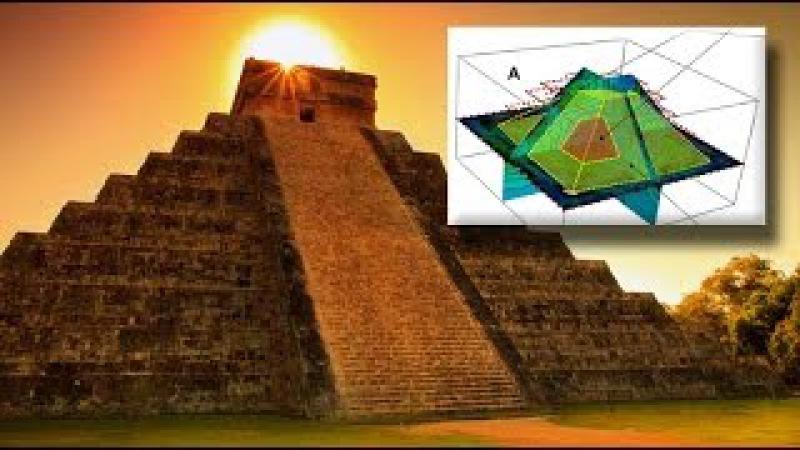 3rd Pyramid Found Inside Pyramid of Kukulkan at Chichen Itza