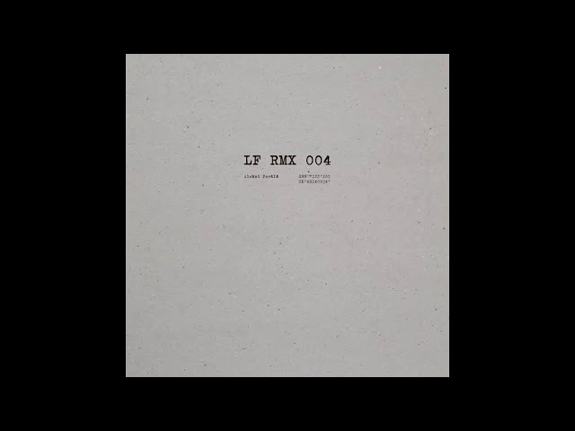Aleksi Perala - UK74R1409047 (Len Faki Deepspace Mix) [LFRMX004]
