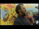 Танец с топором Буза Сибирская вечора Tanets Topora Buza Sibirskaya Hot Russian Dance With Axe