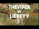 TheViper vs Liereyy [200$ Showcase] Game 1