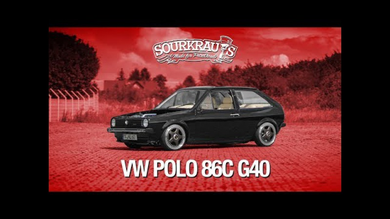 Cleaner VW Polo 86c / Sourkrauts / Sourkrauts / (engl.sub)