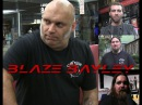Blaze Bayley (ex-Iron Maiden) Interview Tour Report-Part 3 of Trilogy, Live DVD, Book Absolva