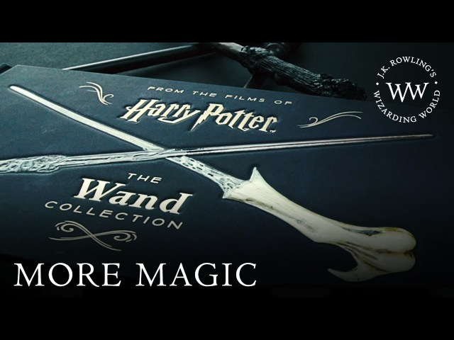 Harry Potter: The Wand Collection | Available Now