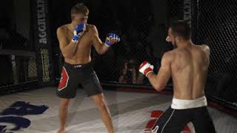 Aggrelin 21 - Mikail Zaipoulaiev (Mirkos Fight Gym) vs Chris Kalb (Pascha Salzburg)