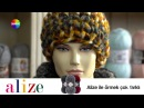 Alize Country ile Bere Boyunluk Yapımı- Making Knitting Cowl and Hat with Alize Country