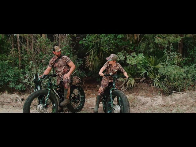 Xtreme Fat Tire Hunting Electric Bikes