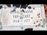 Lynyrd Skynyrd Ronnie Van Zant Grave 2014