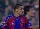 Season 1997/1998. FC Barcelona - Real Madrid - 3:0 (highlights)