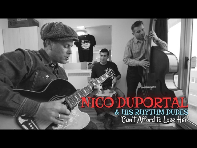 'I Can't Afford To Lose Her' Nico Duportal His Rhythm Dudes (bopflix sessions) BOPFLIX