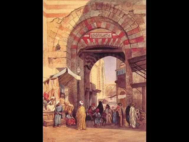 Juan Martin ft. Abdelsalam Khair - Evocacion De Damasco A Cordoba
