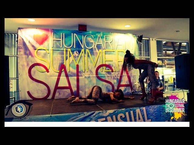 BARBARA JIMENEZ YUNAISY-CUBAN SALSA LADY STYLE[Dj Khaled]@ HUNGARIAN SUMMER SALSA-SENSUAL FESTIVAL