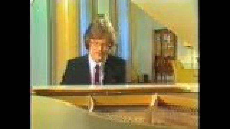 Stanislav Bunin plays Chopin Minute Waltz op. 64 no. 1 - video