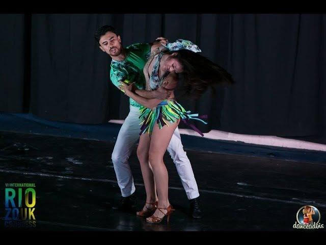 VI RIO ZOUK CONGRESS - Igor Fraga e Christina Montoya