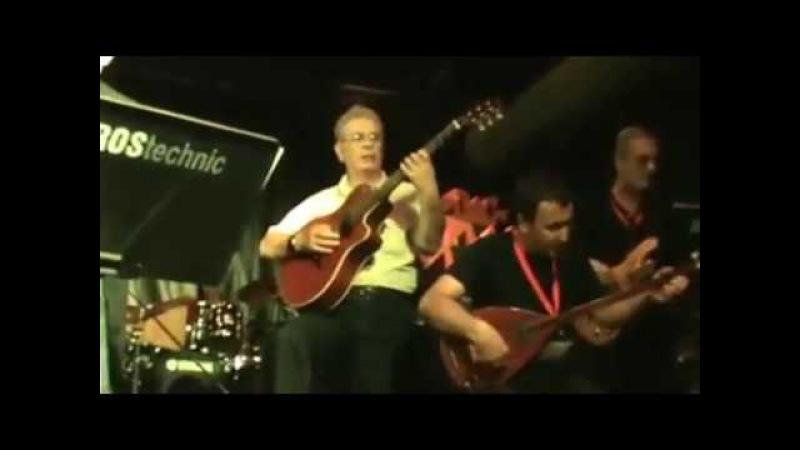 Zafer Dilek Osman İşmen Orkestrası - Fidayda - Yekte - Canlı Performans - Enstrumantal