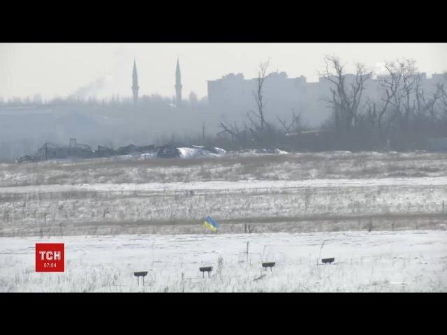 У зоні АТО автомобіль підірвався на міні, загинув український боєць