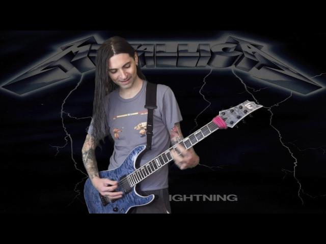 Metallica Fade to Black solo cover