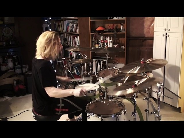 Wyatt Stav - Architects - Gone With The Wind (Drum Cover)