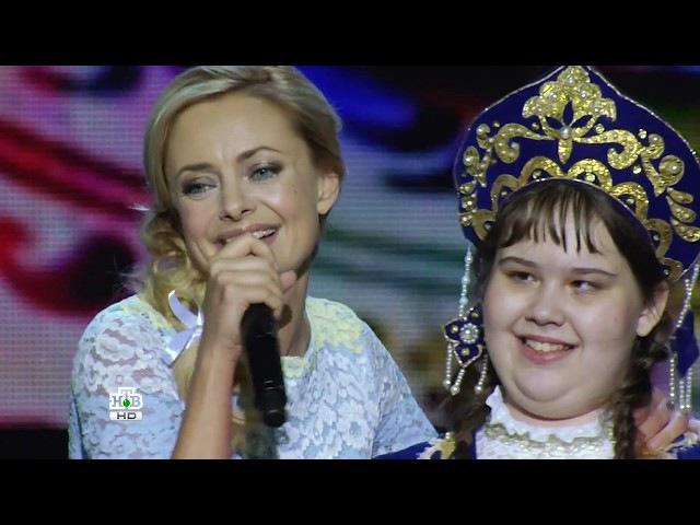 Елена Максимова и Лиза Карпеева - Валенки Фестиваль Белая Трость