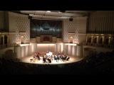 Йозеф Гайдн. Отрывок из Концерта для органа с оркестром до мажор, часть первая Moderato