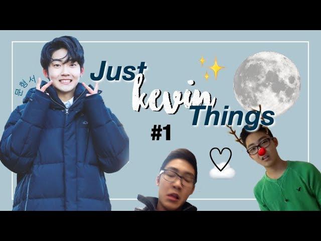 JUST KEVIN MOON 문형서 THINGS 1 THE BOYZ KPOP STAR 6