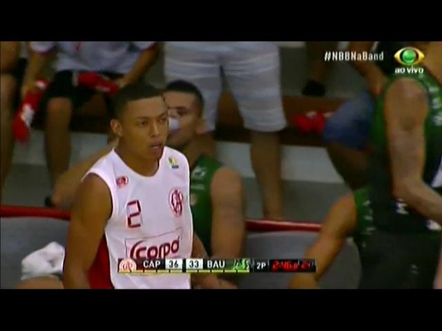 Career High de Yago Mateus vs Bauru (20/01/2018)
