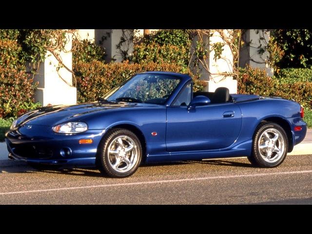 1999 Mazda MX 5 Miata 10th Anniversary North America NB1 1999