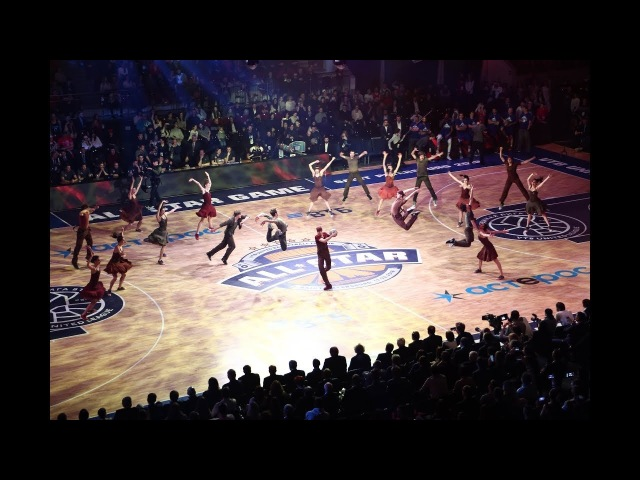 VTBUnitedLeague • VTB League All Star Game 2018 Boris Eifman Ballet