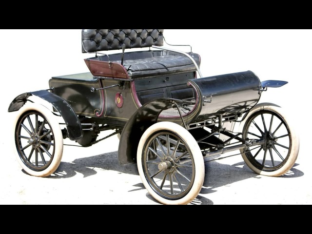 Oldsmobile Model 6C Curved Dash Runabout '1904