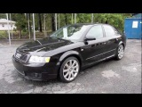 Short Takes 2004 Audi A4 1.8T 6-speed Ultra Sport (Start Up, Engine, Full Tour)