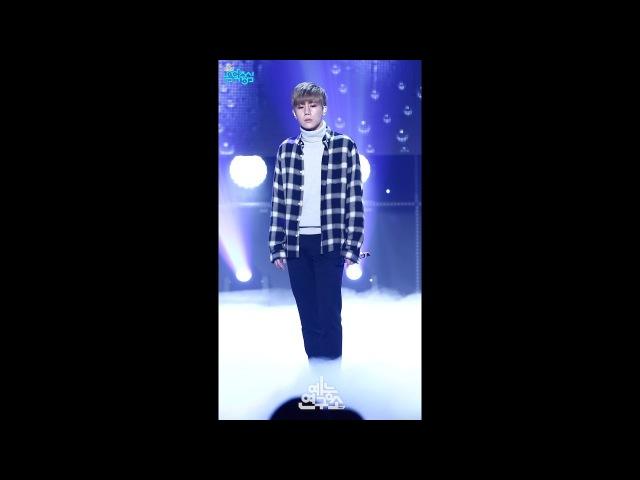 [13.01.18] MBC Music Core   No More с фокусом на Сонгю   Официальный фанкам