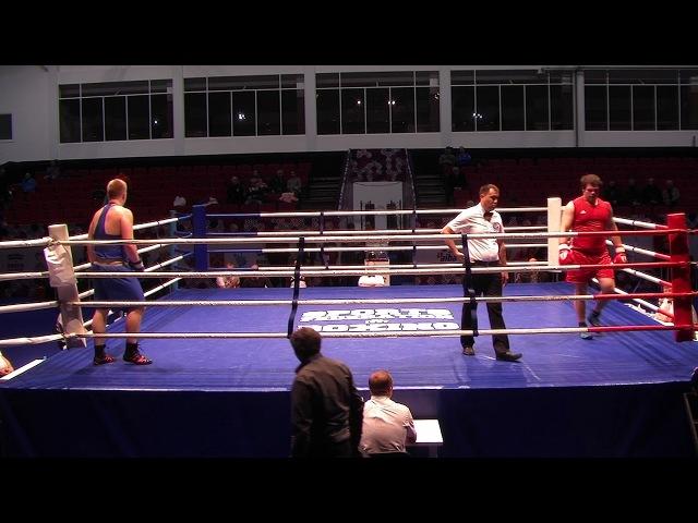 Вячеслав Игонин (Россия) vs Владислав Муравин (Россия) 91
