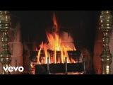 Vittorio Grigolo, Jackie Evancho - O Holy Night (Yule Log Video)