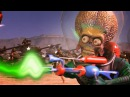 DANCE WITH THE DEAD INVADER Music Video Mars Attacks