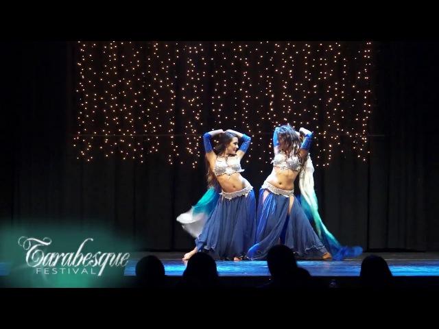 Shuruq Duet Dancing Zeina Zeina