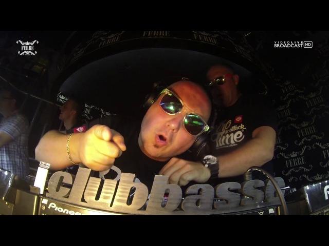 Club Ferre || RTIA8 || Clubbasse Dj Bazz