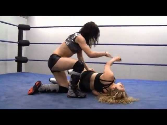 Britani Knight vs Kellie Skater NOT FULL MATCH