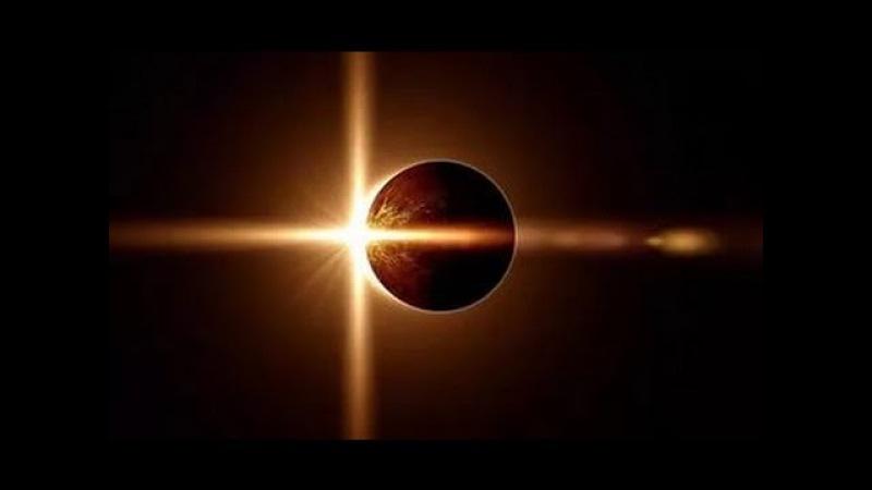Иногда солнечные затмения на Плоской Земле, дают сбои и глюки