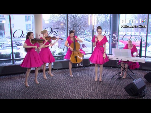 The ILVES Sisters - Head Over Heels (ABBA cover)