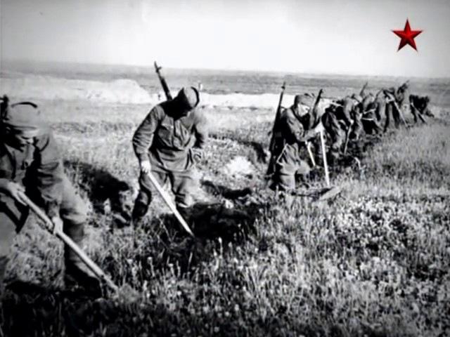 Документальные фильмы о великой отечественной войне Линия Сталина׃ Полоцкий ру...