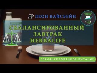 Тренер по питанию | Сбалансированный завтрак. Рассказывает Леон Вайсбейн