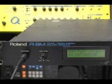 Roland R8-SN-05 07 and 11 ROM Play Demo Songs
