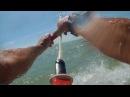Kitesurfing in muine