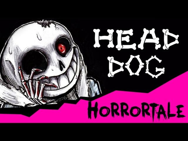 Head-Dog ~ комикс HorrorTale
